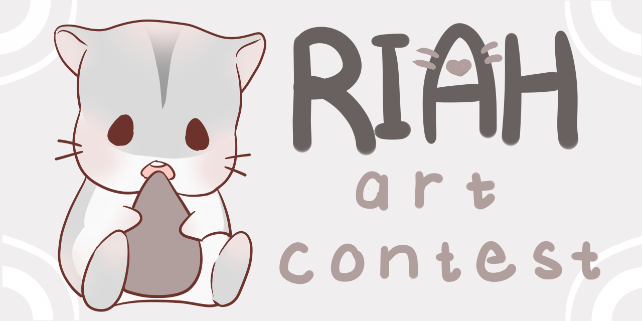 RIAH Fan Art Contest!